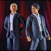 『S.H.Figuarts 浜田雅功』『S.H.Figuarts 松本人志』が2018年8月に発売決定!3月16日 16時より予約も開始